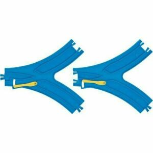Takara Tomy Plarail R-12 Y-Turnout Track for Loop Layout (Left & Right)