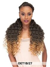 """Janet Collection Ez Tex Pre-Stretched Braid - 5X OCEAN WAVE 24"""""""