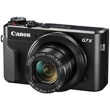 "Canon Powershot G7X Mark II G7XII 20.1mp 3"" Digital Camera Brand New Cod Jeptall"