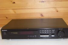 SONY ST–S215 FM / AM Stereo Tuner
