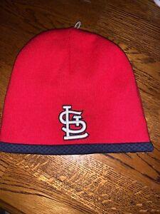 MLB Kids New Era Therma Base St. Louis Cardinals Beanie