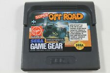 Super Off Road Sega Game Gear Cartridge