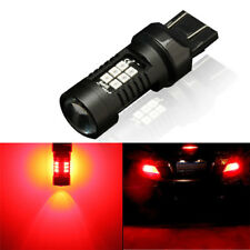 7443 7440 T20 W21 5W Red 21SMD LED  Car Reverse Lamp Brake Tail Turn Light Bulb