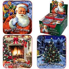 MERRY CHRISTMAS MINTS TIN of SWEETS SECRET SANTA XMAS GIFT STOCKING FILLER