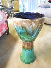 Outstanding Collectible USA Pottery JARDINIERE and STAND