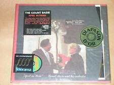 CD / COUNT BASIE / APRIL IN PARIS / NEUF CELLO