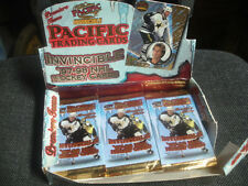 lot of 3 packs 1997-98 Pacific Invincible Hobby Packs Premiere Edition