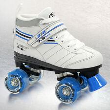Roller Derby Laser 7.9 Kids Girls Ladies Quad Speed Skates US Ladies Size 3