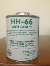 HH-66 Vinyl Cement - Quart Can - Tarp Repair - Truck Tarp Repair - Free Shipping