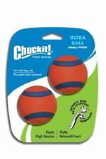 Canine Hardware 17001 Ultra Ball 2 Pack - Chuckit Dog Toy Medium Fetch