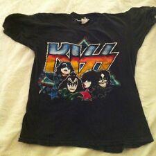 RARE Authentic Vintage KISS 1970's Concert Shirt