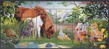 Australie 1996  huisdieren  pets  blok   postfris/mnh