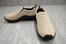 Merrell Jungle Moc J60802 Slip-On Shoes, Women's Size 7, Beige