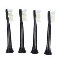 4 teste spazzolino elettrico Sonicare diamond clean per philips HX6064/33 n CRIT