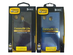 OtterBox Commuter Lite Series Case for Samsung Galaxy A20 Only - Black or Blue