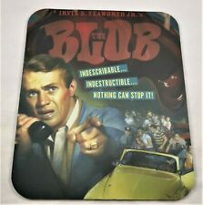 THE BLOB MOUSE PAD 1/4th OR 1/8th Inch Thick VINTAGE HORROR