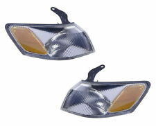 Brand New Pair (Left & Right) Corner Lights Fits 1997-1999 Toyota Camry