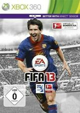 Microsoft Xbox 360 GAME-FIFA 13 only CD