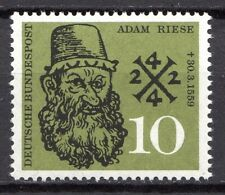 Germany - 1959 Adam Riese Mi. 308 MNH