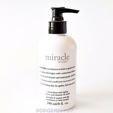 Philosophy Miracle Worker Miraculous Anti-Aging Lactic Acid Cleanser & Mask 8 Oz