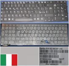 Clavier Qwerty Italien SONY VAIO VPC-SE 9Z.N6CBF.20E 148986251 550120AF2G0-035-G