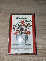 The Woodland Consort - Woodland Winds - Sealed New Cassette Tape Canada CM5 109