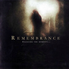 """Remembrance """"Silencing the Moments…"""" (NEU / NEW) Doom-Death-Metal"""