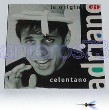 """ADRIANO CELENTANO """"LE ORIGINI DI"""" RARO LP CLAN 1997"""