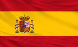 Spain Flag 5x3 / 150x90cm Large Polyester Spanish Europe Football Sport Espana