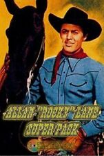 "Allan ""Rocky"" Lane SuperPack ~ 51 Westerns 11 DVDs BRAND NEW BEST QUALITY"