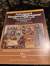 The Assassin's Knot AD&D Module L2 TSR Dungeons and Dragons