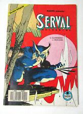 Comics Marvel Serval Wolverine Semic 1989