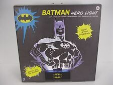 NEW PALADONE ETCHED BATMAN HERO LIGHT NIGHT LIGHT  BATTERY / MICRO USB CABLE