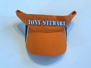 Winner's Circle New Nascar Tony Stewart Adjustable Visor Hat Men's OSFA