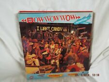 Bow Wow Wow Quiero Candy Lp 3416 de EMC