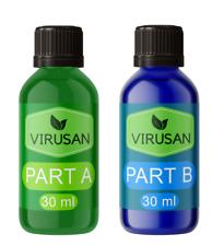 30 Gallon Kit Virusan Disinfectant Spray Fog Bulk Cleaner Ulv Fogger See Video