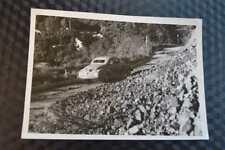 Vintage Car Photo 1940 Dodge Unusual Rock Mud Slide Beverly Hills CA 864