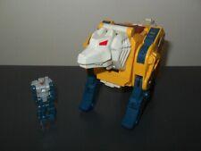 transformers g1 original vintage headmaster weirdwolf with monzo