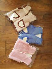 children sheep wool vest size xs,s,m,l