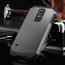 Galaxy S5 Double Layer Heavy Duty Protection Armor Case & Backplate Replacement
