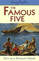 Famous Five: Five On A Treasure Island Book 1 by Enid Blyton 9780340681060