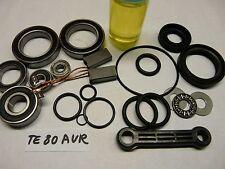 Hilti te 80 AVR, Kit de réparation, verschleissteilesatz, wartungset avec détraqué!!!