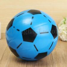 New 15cm PVC Inflatable Soccer Soft Foam Sponge Football Kids Toy Gitf Ball