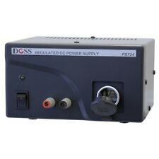 Doss 13.8V 4A REGULATED BENCH TOP DC Power Supply With CIGARETTE SOCKET