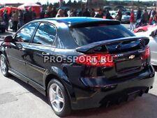 Chevrolet Lacetti '02-13 ABS trunk spoiler unpainted