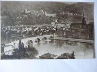Ansichtskarte Heidelberg vom Philosophenweg Mondschein Nr. 4304 (Nr.564)