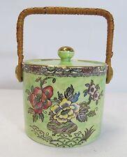 Online Discount Pottery Arthur Wood Yellow Tea Storage Jar Arthur Wood