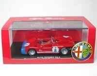 Alfa Romeo 33.3 No. 8 Buenos Aires 1971