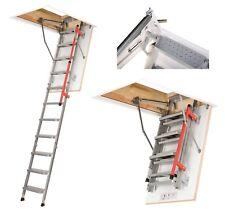 Bodentreppe Speichertreppe Metallleiter FAKRO LML Lux 70x120x280 incl. LXK