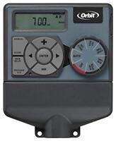 Programmatore irrigazione prato giardino centralina timer 220v 4 6 zone Orbit